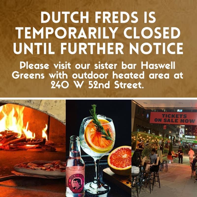 Dutch Fred