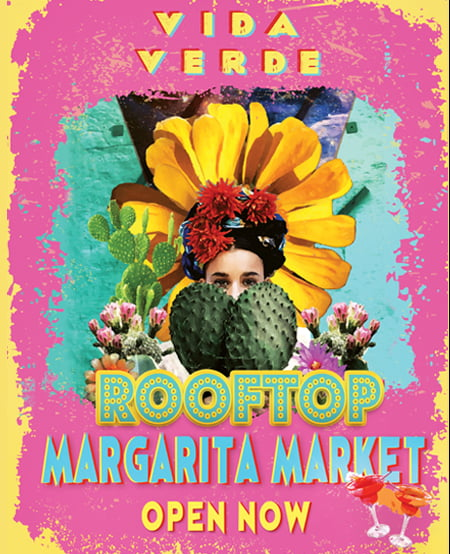 Rooftop now open at vida verde